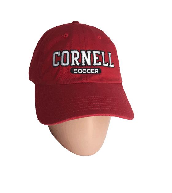 Cornell Soccer Hat