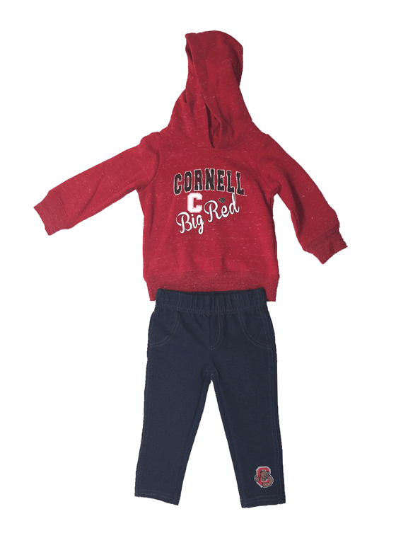 Cornell infant Girls Toe Flip Set