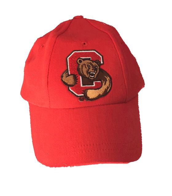 Cornell Infant Baseball Hat