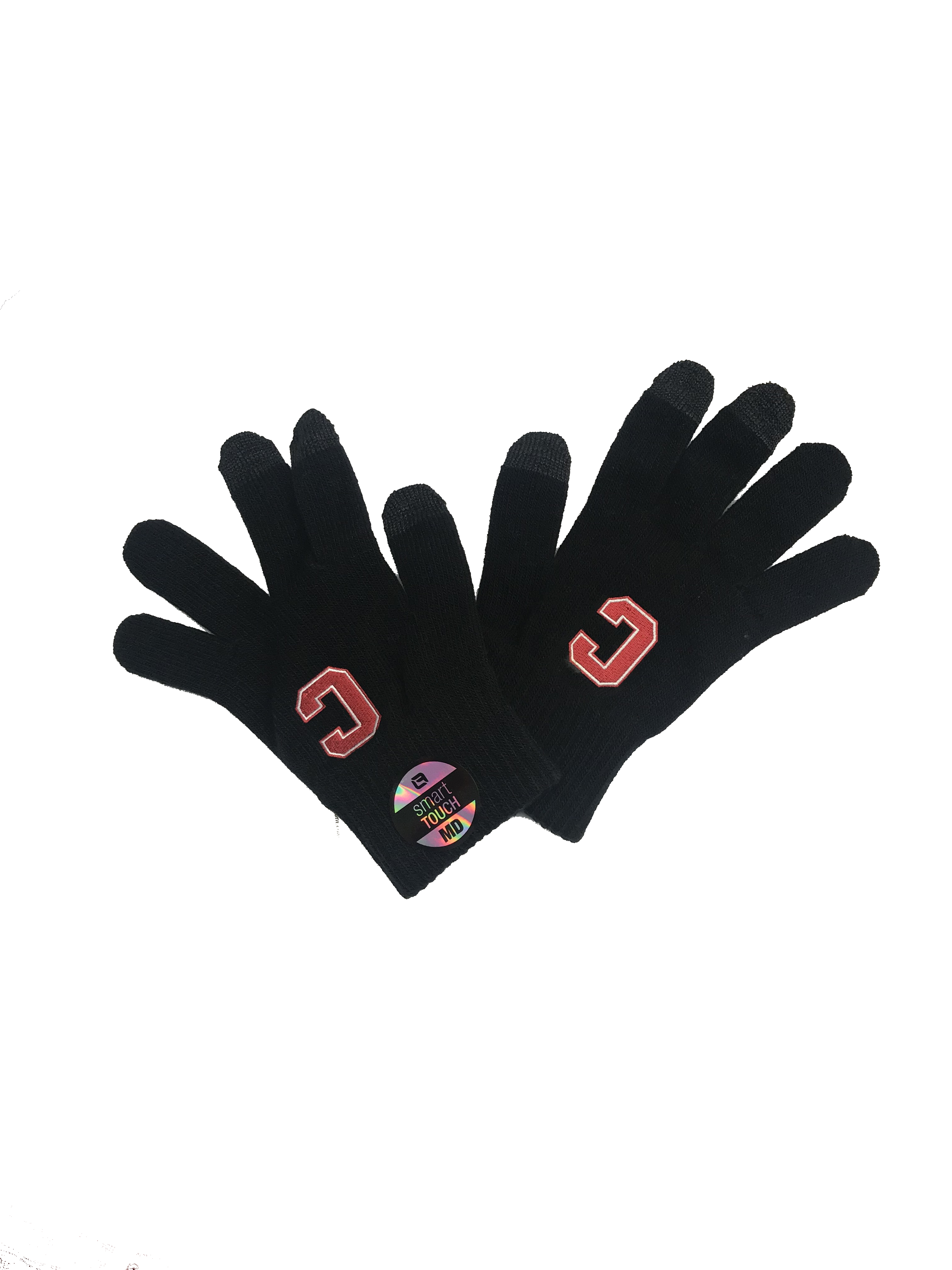 Smart Touch Knit Gloves