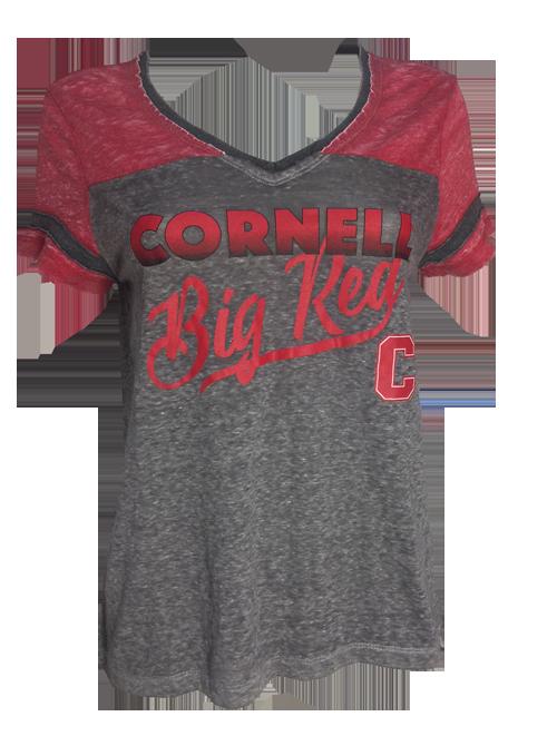 Cornell Women's Final Game Oversized Tee
