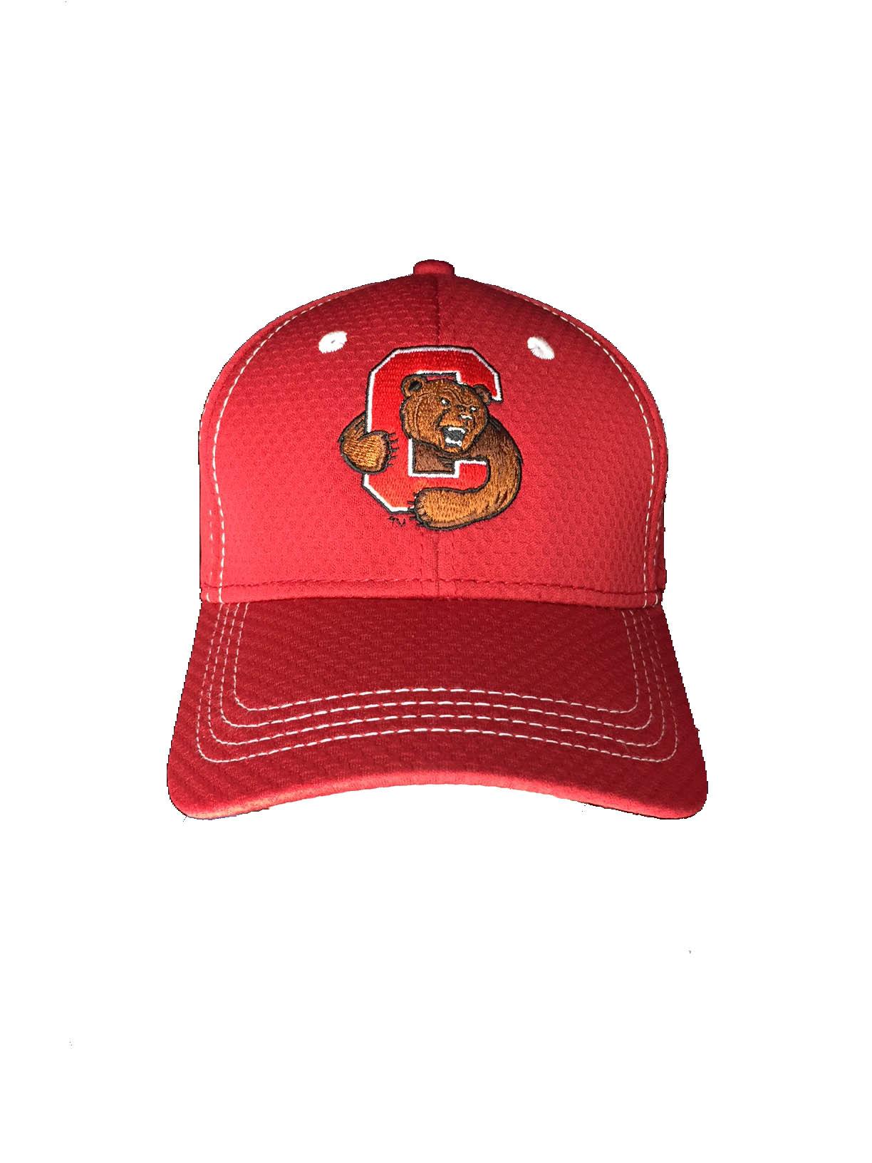 Cornell Mesh Hat Cardinal