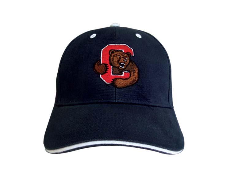 Cornell Bear Hat-Navy  a92b3305cf6