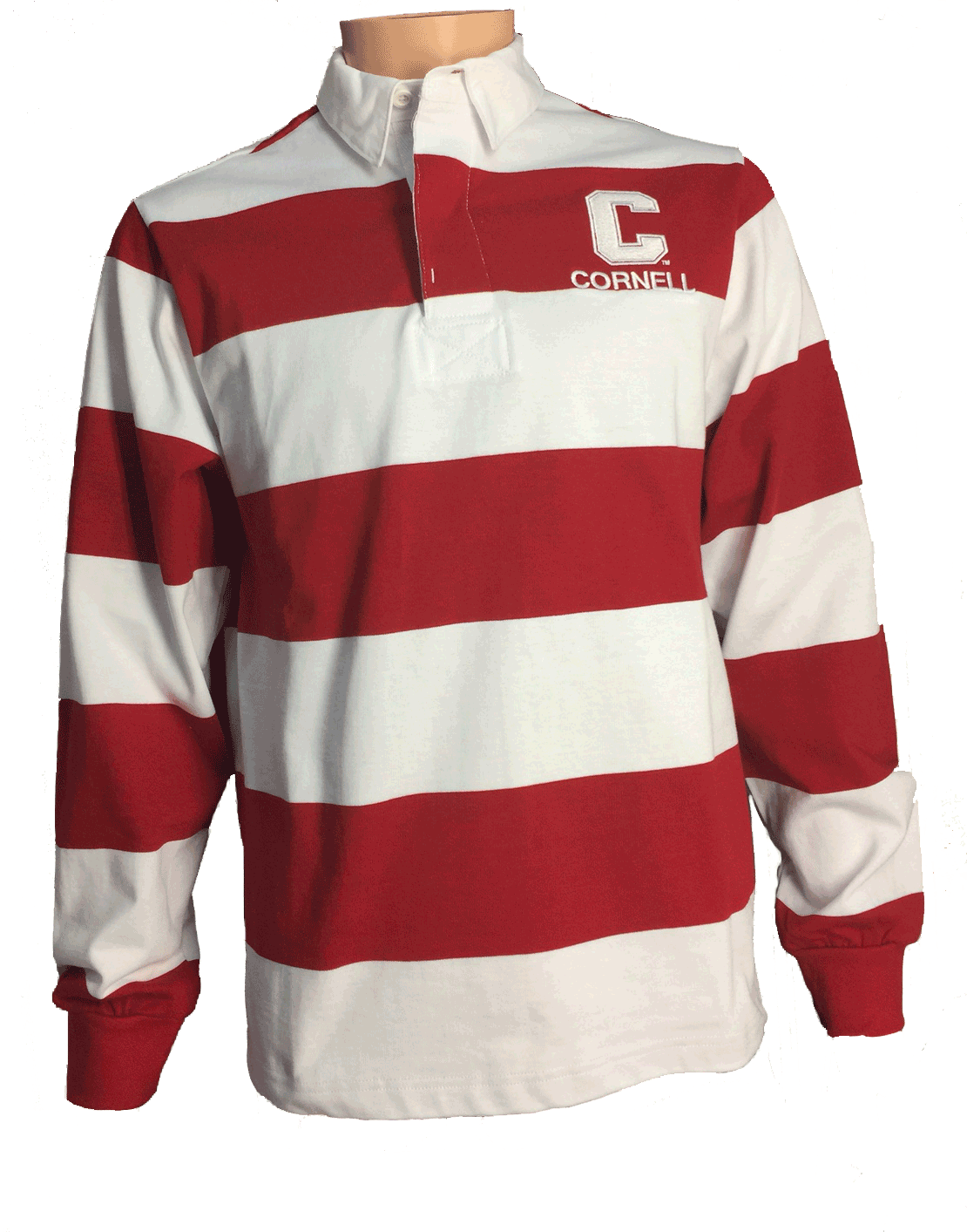 the latest df5c3 c6aa4 Cornell Rugby Shirt | Bear Necessities Online Store