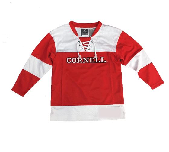 Cornell Youth Hockey Jersey  b4099eff557