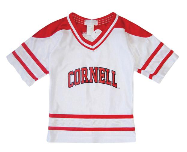 Cornell Toddler Hockey Jersey   Bear Necessities Online Store