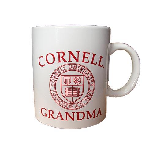 Cornell Grandma Mug Bear Necessities Online Store